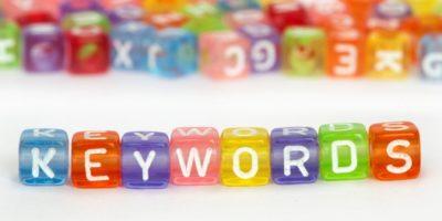 Tre Tipi di Keywords