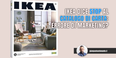 Ikea rinuncia al catalogo cartaceo