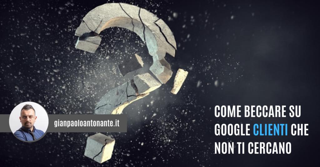 Come trovare potenziali clienti su Google