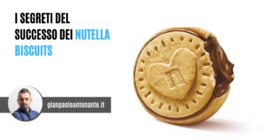 I Segreti del Successo dei Nutella Biscuits