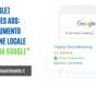 """[Novità Google] Local Services Ads: il nuovo strumento di promozione locale """"Garantito da Google"""""""